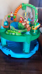 Exersaucer in great condition!