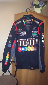 NASCAR_kyle busch Mens XL Jacket