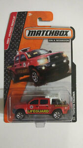 MATCHBOX 2014 HEROIC RESCUE - ON A MISSION