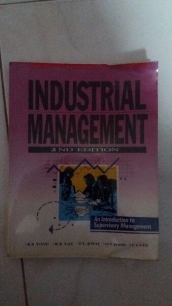 Book - Industrial Management (2nd Edition)