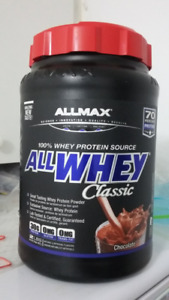 Allwhey Protein Container - 2Lbs