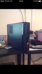 Hp Slimline ordinateur de bureau