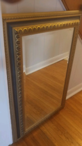 "Antique Style Mirror 27.5""×37.5"" Windsor Decor Of Canada"