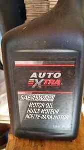 Huile a moteur diesel grade 15w40