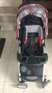 Everflo Stroller & Car Set