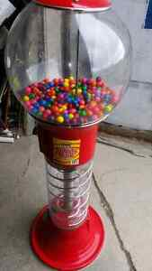 Reduced (firm) Gumball Machine (commercial grade)