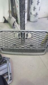 grille audi rs7