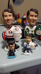 Ed Belfour Bobbleheads and Figures Starting Lineup NHL Hockey