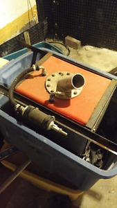 20 Litre Fuel Cell + Fuel Pump