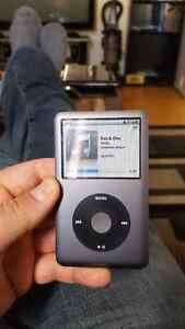 7th Generation ipod classic (160gb) sale or trade