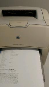 Imprimante laser hp 1200
