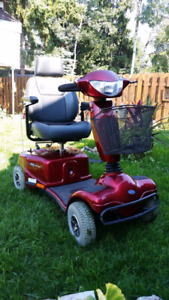 EUC, Invacare Auriga 10 Mobility Scooter! An Excellent Value $20