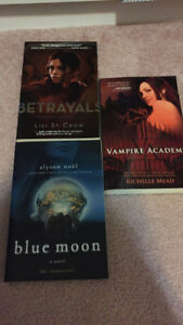 All 3 Teen Books for $15