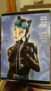 DC Jim Lee Hush CATWOMAN STATUE Batman