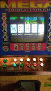 Machine à poker