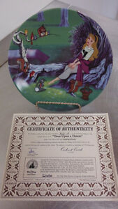 Bradford Exchange/Disney Collector Plate