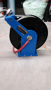 Air hose retractable reel 50ft