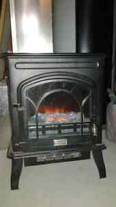 Heater fireplace