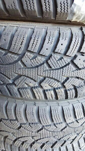 SNOW TIRES AND RIMS Kitchener / Waterloo Kitchener Area image 1