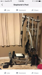 HOME GYM FOR SALE.