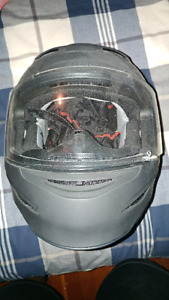Icon motorcycle/scooter helmet. BRAND NEW. MUST GO!!
