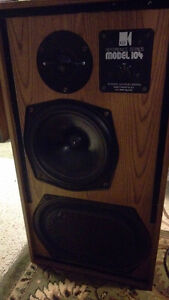 KEF Reference 104 Studio Monitors