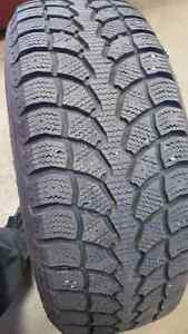 2 winter claw extreme mx 215/60r16