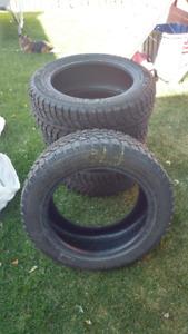 Champrion WinterPro/ Gt Radial 16 in. 205R55 (Winter Tires)