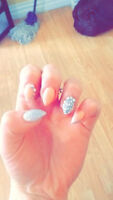 Gel Nails Peticures Manicures and other nail services