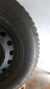 185 65 r15 88q winter tires with rims