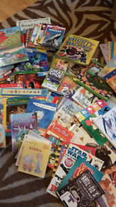 Childrens books large variety