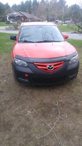 Mazda 3 2008 gt