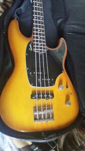 GODIN Creme Brule Bass model 0360281 Shifter 4C.