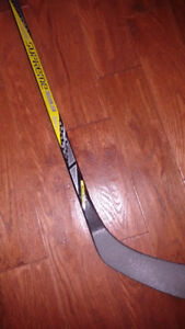 Bauer Supreme Rogue Composite Senior Hockey Stick - left