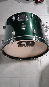 Bass Drum For Parts