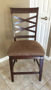 ASHLEY Counter Height Chairs