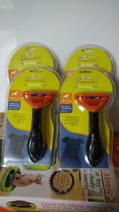 Furminator brushes & dog toy