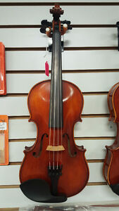 Used Eastman VL105 Violin Outfit
