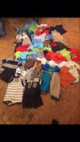 For sale boy summer clothes