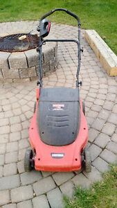 Electric (corded) lawnmower for sale