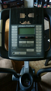 Pro-Form Elliptical with iFit cards