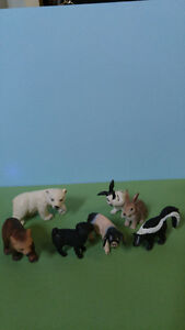Schleich Toy Collection - Little Extras Set Of 7