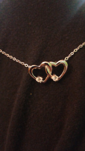 .925 Silver Heart Necklace