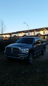 2008 Dodge Power Ram 2500 SLT Pickup Truck