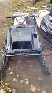 340 Yamaha excel lll for trade for fourwheeler
