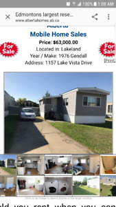 Mobile home in Lakeland on lot