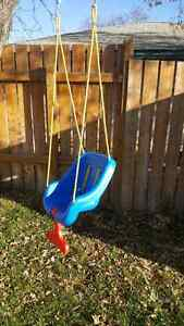Baby and toddler swing  Strathcona County Edmonton Area image 1