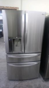 Réfrigérateur LG 1800$livraison inclus