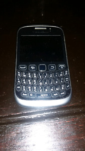 Blackberry curve 9360 with rogers