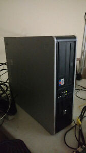 HP d5800 Small Form Factor PC